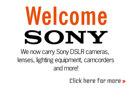 Now Carrying Sony