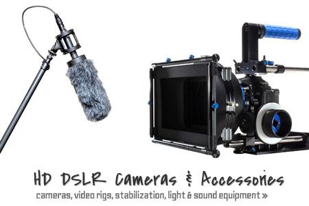 DSLR Video Rentals
