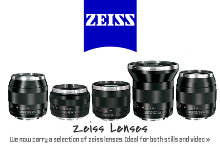 Rent Zeiss Lenses