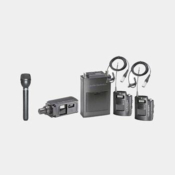 Audio-Technica 1800 Series Wireless Microphone