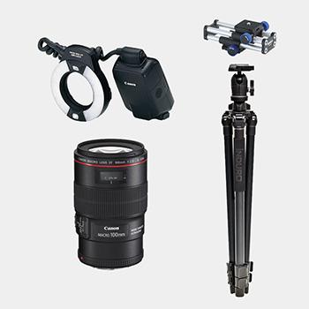 Canon Macro Photography