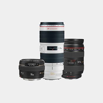 Canon Wedding Lenses
