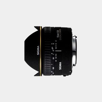 Sigma 15mm f/2.8 EX DG Fisheye (Canon)