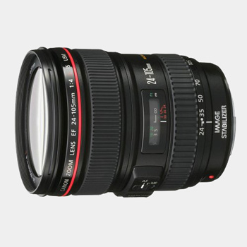 Canon EF 24-105mm f/4L IS