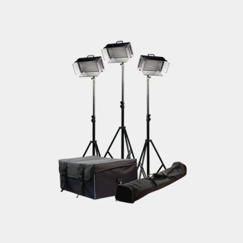 Ikan ID 500 LED 3-Light Kit