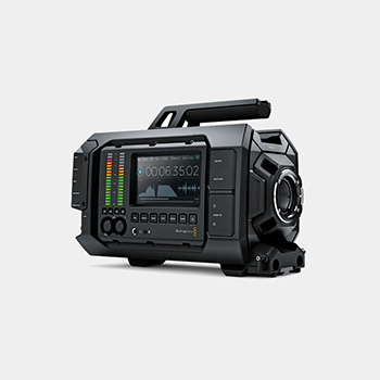 Blackmagic URSA 4K Cinema Camera (EF Mount)