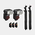 Nikon Off-Camera Flash Kit