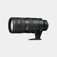 Nikon 70-200mm f/2.8 VR II AF-S