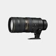 Nikon 70-200mm f/2.8 VR II AF-S